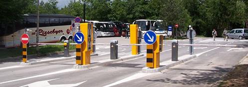 Oprema parkirališta
