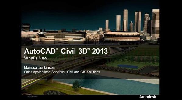 Auotcad civil 3D