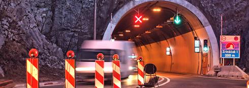Oprema tunela